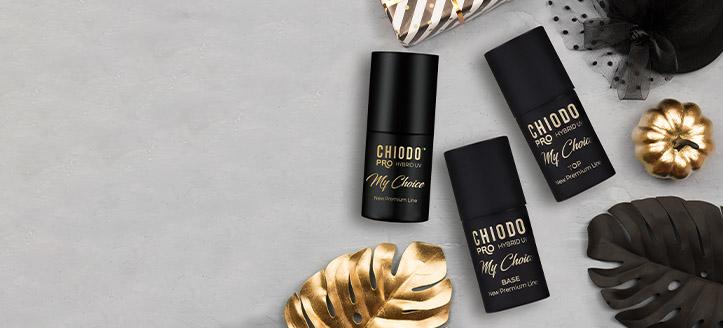 Získaj produkt s najnižšou cenou ako darček pri nákupe troch akciových produktov Chiodo Pro