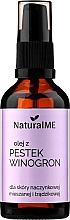 Olej z hroznových jadier - NaturalME (s dávkovačom) — Obrázky N1