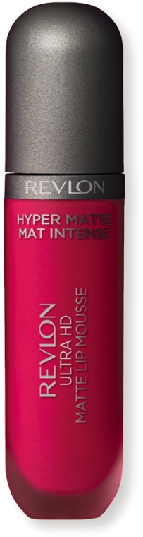 Matný lesk na pery - Revlon Ultra HD Matte Lip Mousse