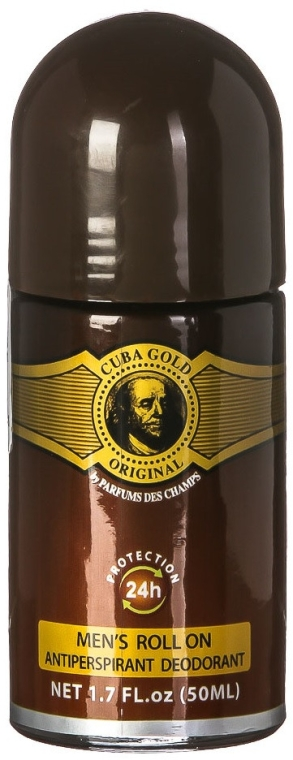 Cuba Gold - Guľôčkový dezodorant