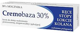 Voňavky, Parfémy, kozmetika Zjemňujúci a zvlhčujúci krém s močovinou - Farmapol Cremobaza 30%