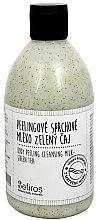 Voňavky, Parfémy, kozmetika Sprchové mlieko - Sefiros Body Peeling Cleansing Milk Green Tea