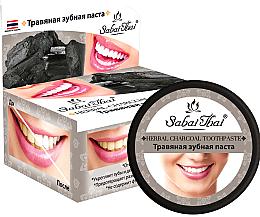 Voňavky, Parfémy, kozmetika Zubná pasta s uhlím - Sabai Thai Herbal Charcoal Toothpaste