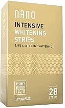 Voňavky, Parfémy, kozmetika Bieliace zubné pásiky - WhiteWash Nano Intensive Whitening Strips