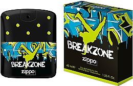 Voňavky, Parfémy, kozmetika Zippo BreakZone for Him - Toaletná voda