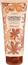 Voňavky, Parfémy, kozmetika Sprchovací krém s extraktom gaštana - Oriflame Chestnut Collection Shower Cream