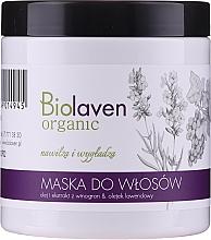 Voňavky, Parfémy, kozmetika Maska na vlasy - Biolaven Organic Hair Mask