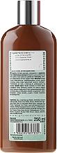 Šampón s organickým konopným olejom - GlySkinCare Organic Hemp Seed Oil Shampoo — Obrázky N2