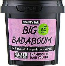 """Voňavky, Parfémy, kozmetika Šampón pre objem vlasov """"Big Badaboom"""" - Beauty Jar Shampoo For Hair Volume"""