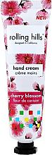 """Voňavky, Parfémy, kozmetika Krém na ruky """"Višňový kvet"""" - Rolling Hills Cherry Blossom Hand Cream"""