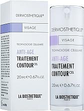 Voňavky, Parfémy, kozmetika Bunkovo-aktívna intenzívna starostlivosť o pokožku okolo očí - La Biosthetique Dermosthetique Traitement Contour Anti-age