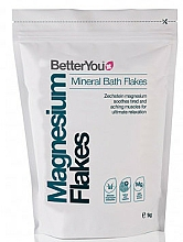 Voňavky, Parfémy, kozmetika Vločky do kúpeľa - BetterYou Magnesium Mineral Bath Flakes
