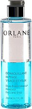 Voňavky, Parfémy, kozmetika Dvojfázový odstraňovač make-upu - Orlane Dual-Phase Makeup Remover Face and Eyes