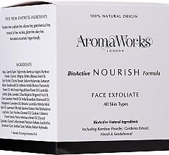 Exfoliačná pleťová maska - AromaWorks Nourish Face Exfoliate Mask — Obrázky N2