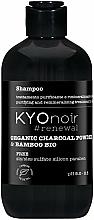 Voňavky, Parfémy, kozmetika Šampón na vlasy - Kyo Noir Organic Charcoal Shampoo