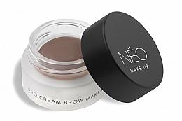 Voňavky, Parfémy, kozmetika Krém na obočie - NEO Make Up Pro Cream Brow Maker