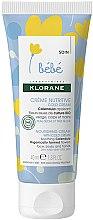 Voňavky, Parfémy, kozmetika Výživný krém - Klorane Baby Nourishing Cream with Cold Cream