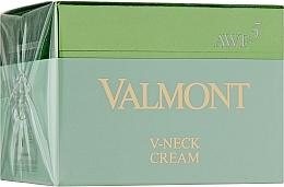 Voňavky, Parfémy, kozmetika Protistarnúci krém na krk - Valmont V-Neck Cream