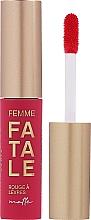 Voňavky, Parfémy, kozmetika Tekutý matný rúž - Vivienne Sabo Femme Fatale Rouge a Levres Matte