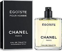 Chanel Egoiste - Toaletná voda (Tester s vekom) — Obrázky N2