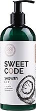 Voňavky, Parfémy, kozmetika Výživný kokosový sprchový gél pre suchú a normálnu pokožku - Good Mood Sweet Code Shower Gel