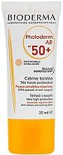 Voňavky, Parfémy, kozmetika Opaľovací krém - Bioderma Photoderm AR Spf 50+ Tinted Sun Cream