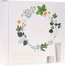 Voňavky, Parfémy, kozmetika Sada - Lumene Nordic Rituals (mask/75ml+cr/50ml)