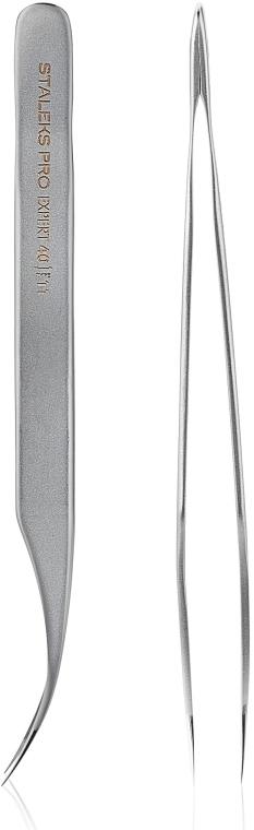 Profesionálna pinzeta na mihalnice - Staleks Expert 40 Type 11