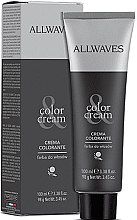 Voňavky, Parfémy, kozmetika Farba na vlasy - Allwaves Cream Color