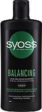 Voňavky, Parfémy, kozmetika Šampón so ženšenom pre všetky typy vlasov a na pokožku hlavy - Syoss Balancing Ginseng Shampoo