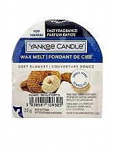 Voňavky, Parfémy, kozmetika Aromatický vosk - Yankee Candle Soft Blanket Wax Melt