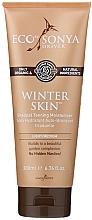 Voňavky, Parfémy, kozmetika Krém na postupné samoopaľovanie - Eco by Sonya Eco Tan Winter Skin