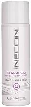 Voňavky, Parfémy, kozmetika Šampón na vlasy - Grazette Neccin Shampoo Sensitive Balance 4