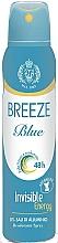 Voňavky, Parfémy, kozmetika Breeze Blue Deo Spray 48h - Dezodorant na telo