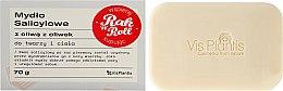 Voňavky, Parfémy, kozmetika Mydlo na problémovú pleť - Vis Plantis Soaps Salicylic Soap With Olive Oil For Face And Body Problem Skin