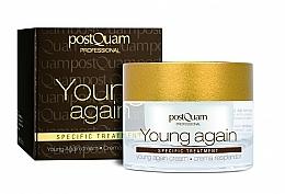 Voňavky, Parfémy, kozmetika Omladzujúci krém pre tvár a dekolt - PostQuam Young Again Cream