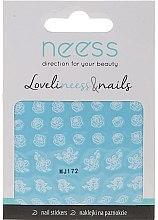 Voňavky, Parfémy, kozmetika Nálepky na dizajn nechtov, 3692, MJ172 - Neess