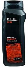 Voňavky, Parfémy, kozmetika Sprchový gél - Pharma CF Delta Force For Men Energy Shower Gel