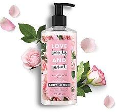 """Voňavky, Parfémy, kozmetika Lotion na telo """"Úžasné žiarivosť"""" - Love Beauty&Planet Delicious Glow Body Lotion"""
