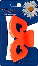 Voňavky, Parfémy, kozmetika Spona do vlasov 24238, oranžová - Top Choice