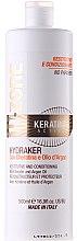 Voňavky, Parfémy, kozmetika kondicionér na vlasy s aktívnym keratínom - H.Zone Keratine Active Conditioner