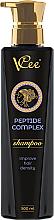 Voňavky, Parfémy, kozmetika Šampón na vlasy s peptidovým komplexom - VCee Shampoo Peptide Complex