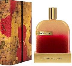 Voňavky, Parfémy, kozmetika Amouage The Library Collection Opus X - Parfumovaná voda
