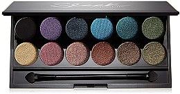 Voňavky, Parfémy, kozmetika Paleta očných tieňov - Sleek MakeUP i-Divine Mineral Based Eyeshadow Palette Original