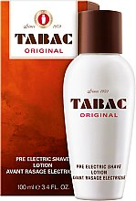 Voňavky, Parfémy, kozmetika Maurer & Wirtz Tabac Original Pre Electric Shave - Lotion pred holením