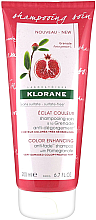 Voňavky, Parfémy, kozmetika Šampón na vlasy - Klorane Color Enhancing Anti-Fade Shampoo With Pomegranate