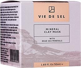 Voňavky, Parfémy, kozmetika Minerálna maska na tvár - Vie De Sel Mineral Clay Mask With Dead Sea Minerals