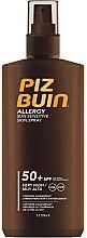Voňavky, Parfémy, kozmetika Opaľovací sprej-gél - Piz Buin Allergy Spray Spf50