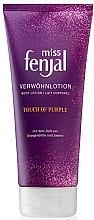 Voňavky, Parfémy, kozmetika Mlieko na telo - Fenjal Touch Of Purple Lotion