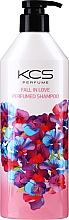 Voňavky, Parfémy, kozmetika Hydratačný šampón na suché a poškodené vlasy - KCS Fall In Love Perfumed Shampoo